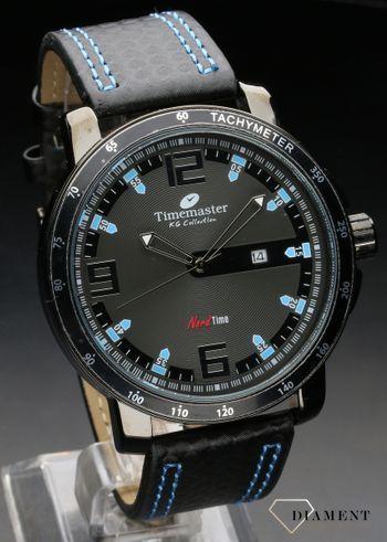 9d35fb4bd74e59 Męski zegarek Timemaster ZQTIM 173-165C