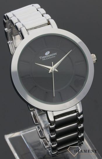 dbfba45af92c4b Damski zegarek Timemaster Biżuteryjny ZQTIM 178-37