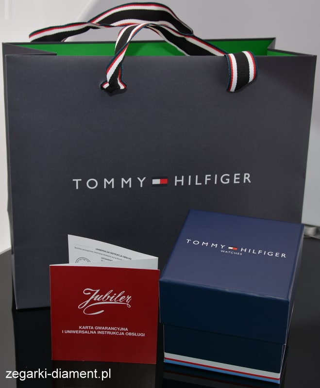 b2b63280fec1e Zegarek męski Tommy Hilfiger 1791561 DECKER Autoryzowany sklep ...