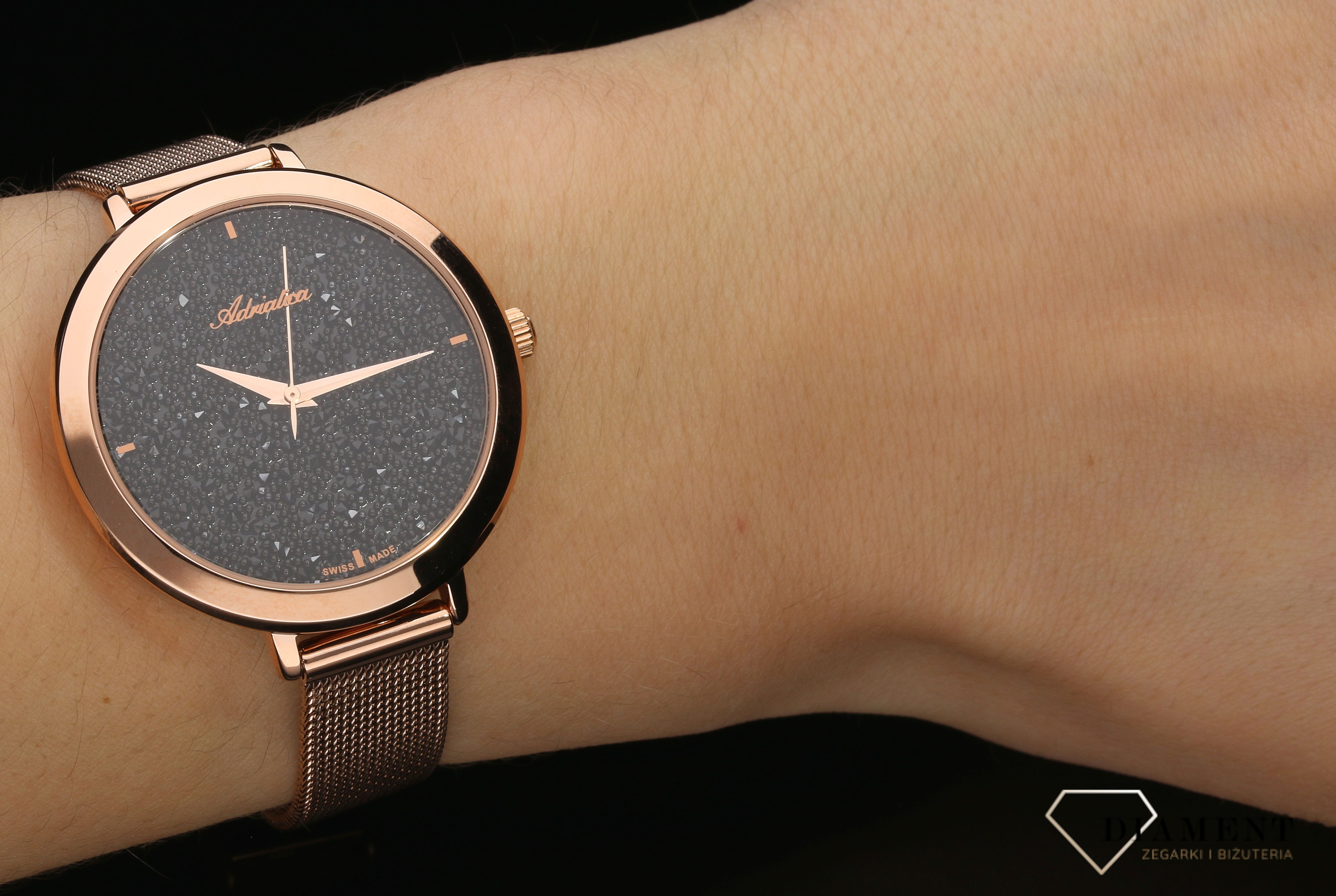 adriatica zegarek damski a3787.9114q