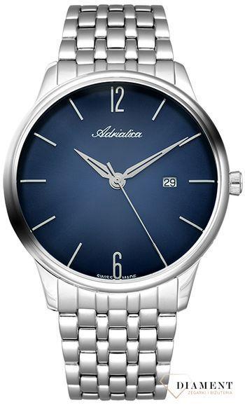 adriatica classic zegarek męski