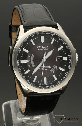 Męski Citizen Radio Controlled Eco-drive CB0010-02E (1).jpg