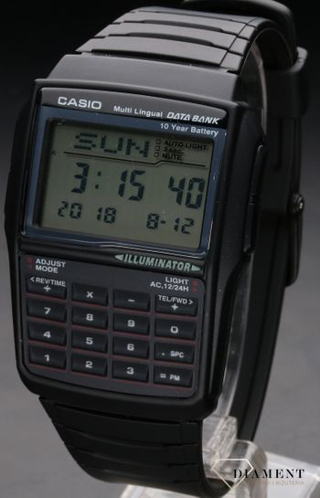 Męski zegarek CASIO Sport Data Bank DBC-32-1AES (2).jpg