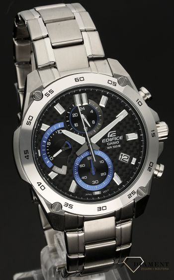 Męski zegarek Casio Edifice EF-557CD-1AVUEF (1).jpg