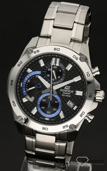 Męski zegarek Casio Edifice EF-557CD-1AVUEF (2).jpg