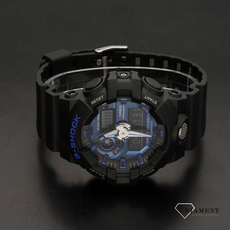Zegarek męski CASIO G Shock GA 710 1A2ER