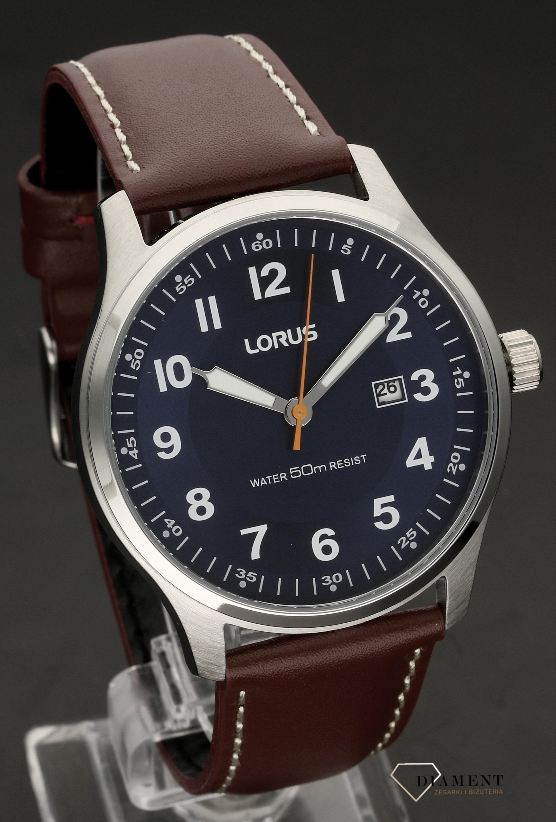 1340af961cb57a Lorus Classic RH943HX9 - www.zegarki-diament.pl