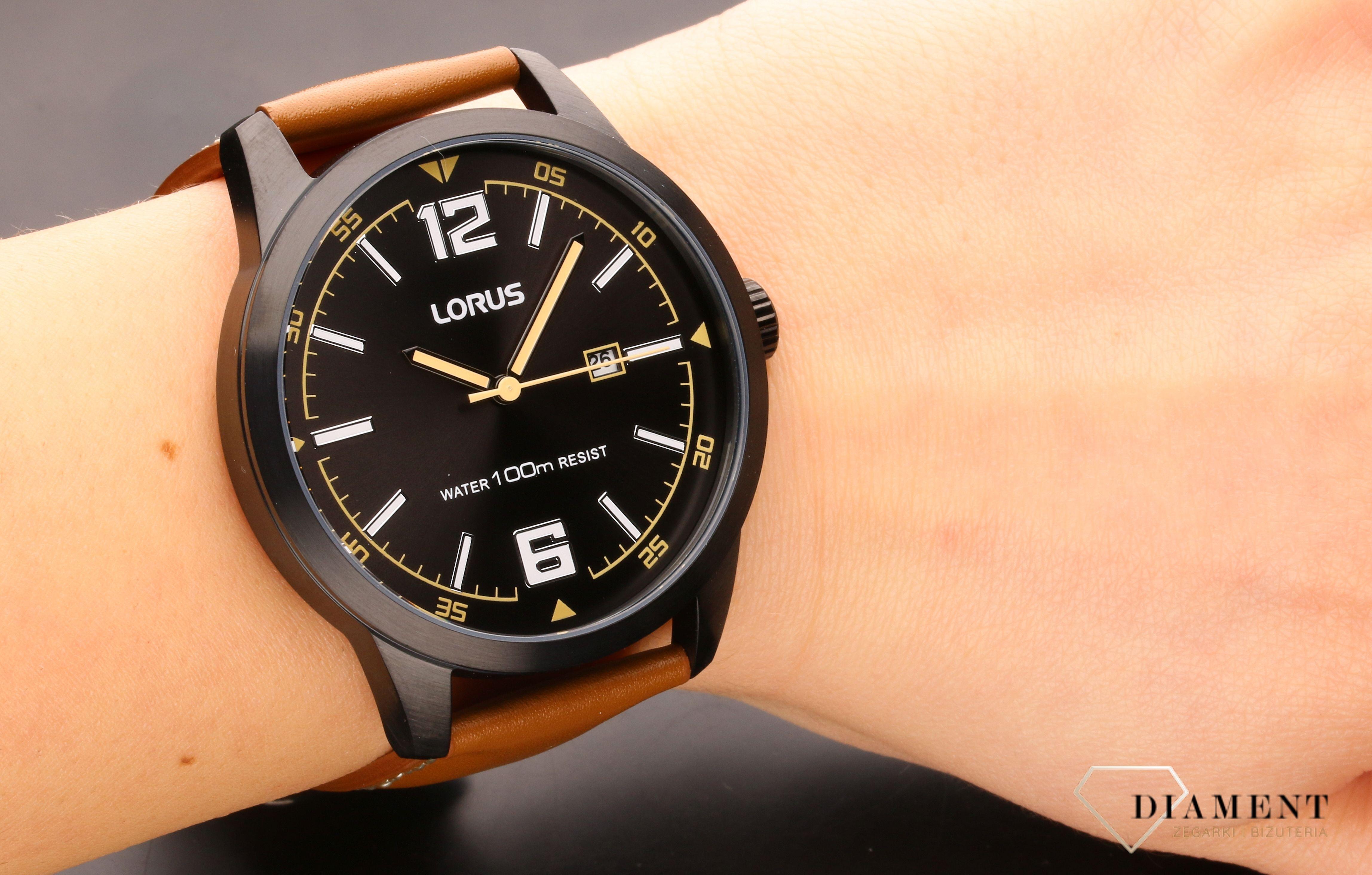zegarek męski lorus rh985hx9