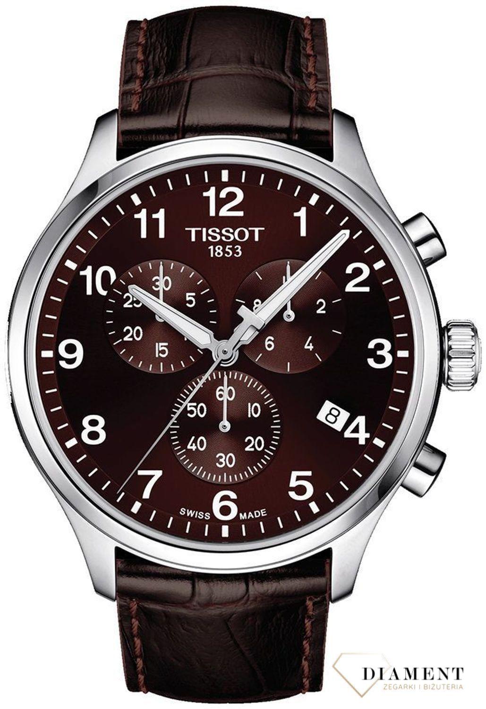 Zegarek męski Tissot T Sport Chrono XL Chronograph T116